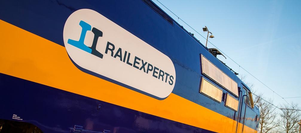 Tweede locomotief voor Railexperts